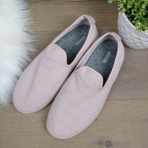 Allbirds Wool Loungers Pink Slip- On Shoes